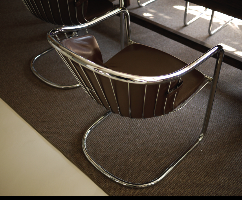 Vintage-Chrome-Chairs