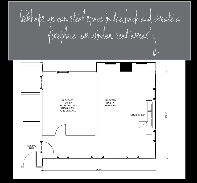 Building a home addition master bedroom ensuite bathroom Master bedroom with ensuite and walk in wardrobe plans